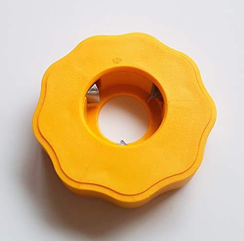 EasyDrehFix - Apribottiglie per anziani (giallo oro)