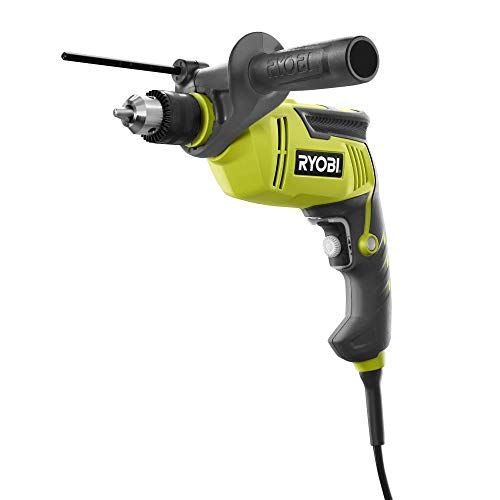 Ryobi 6.2 Amp Corded 5/8 in. Variable Speed Hammer Drill D620H (Bulk Packaged)
