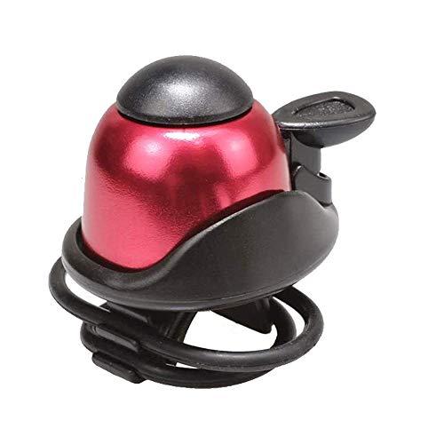 Viudecce Campana de Bocina de Scooter EléCtrico Accesorios de Scooter Sonando para ES1 / ES2 / ES3 / ES4