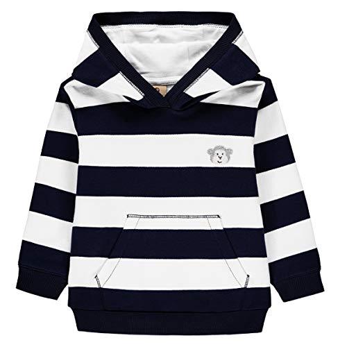 Bellybutton mother nature & me Sweatshirt Felpa, Blu (Navy Blazer|Blue 3105), 104 Bambino