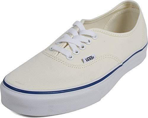 Vans Authentic Unisex Skate Trainers Shoes White 6.5 B(M) US Women / 5 D(M) US Men