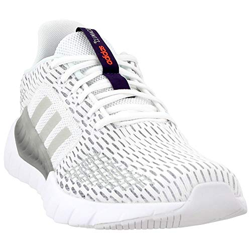 adidas Womens Asweego CC Running Casual Shoes, White, 11