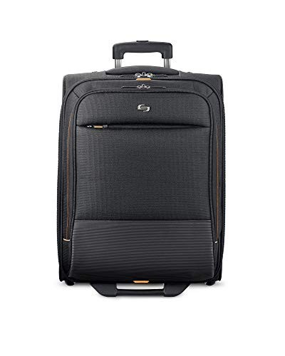 Solo New York Urban Overnight Case and Laptop Bag, Black, One Size