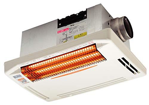 高須産業(TSK) 浴室換気乾燥暖房機(単相200V仕様・天井取付タイプ・1室換気タイプ) ホワイト BF-271RGA2