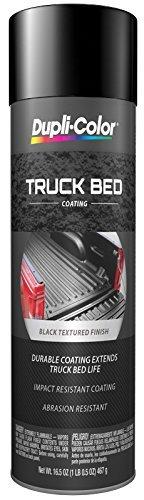 Dupli-Color TR250 Truck Bed Coating Aerosol - 16.5 oz. , Black