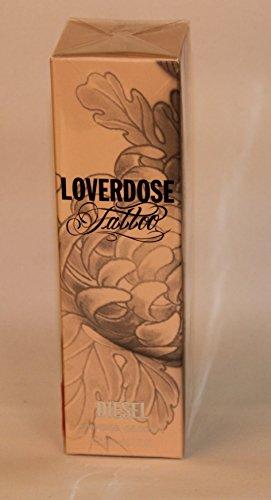 Diesel Loverdose Tattoo Duschgel 200ml