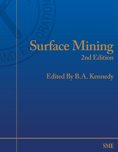Download Surface Mining 0873351029