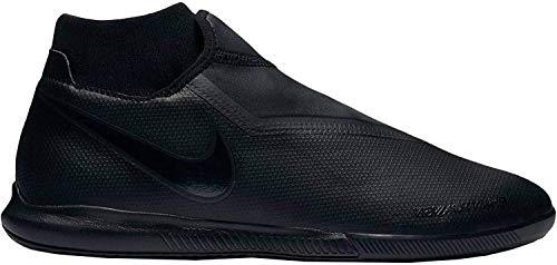 Nike Unisex-Erwachsene H Vison Academy Dynamic IC Fußballschuhe, Schwarz (Black/Black 1), 44 EU
