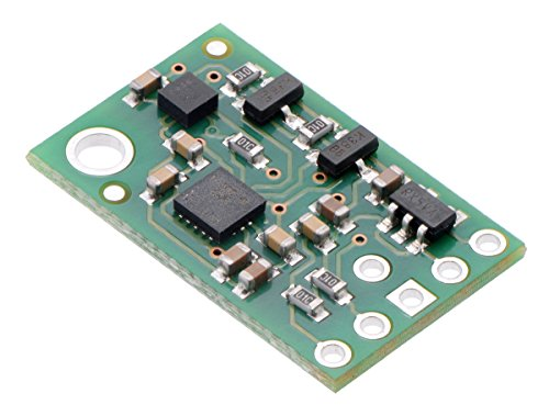 Pololu MinIMU-9 v5 Gyro, Accelerometer, and Compass (LSM6DS33 and LIS3MDL Carrier) (Item: 2738)