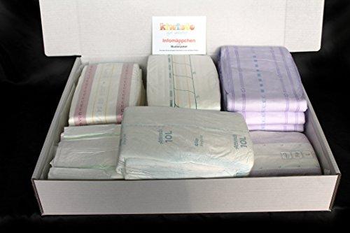 Windelproben Musterpaket L Nacht - 20 Windeln für Erwachsene