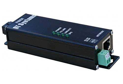 ET1111-B-MT, media-converter, 1 poort single mode, 2-fiber, micro, 10/100BaseTX/100BaseFX, SC