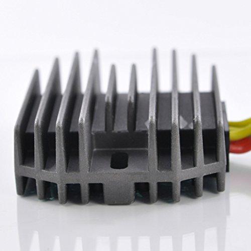 Voltage Regulator Fits Arctic Cat 375 | 400 | 500 | TBX 400 500 | TRV 400 500 2000-2009 TBX400 TBX500 TRV400 TRV500 | OEM Repl.# 3402-682/3530-028/3530-059