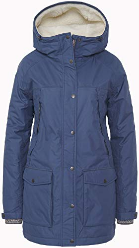 Varg Åre Eco Parka Jacke Damen Bering sea Blue Größe XS 2020 Funktionsjacke