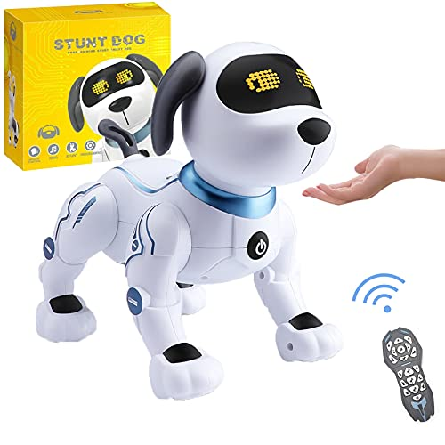 Marstone Robot Dog, Voice Control Smart Robot Dog Toys, Remote Control...