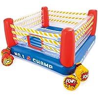 Intex 48250NP - Ring de boxeo Hinchable con guantes