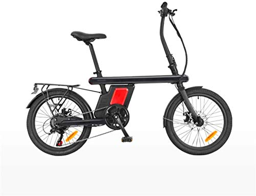 Bicicletas Eléctricas, Bicicleta eléctrica de montaña adulta, batería de litio de 250 w 36V, aleación de aluminio aeroespacial 6 velocidades de bicicleta eléctrica 20 pulgadas ruedas ,Bicicleta
