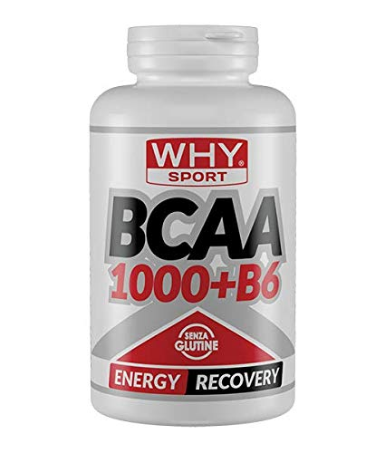 Why Sport BCAA 1000+B6 300 Compresse 315 Grams