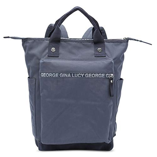 George Gina & Lucy Handtasche Wickeltasche Baby Bag Minor Modernist navy