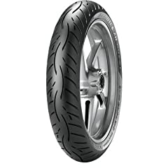 """Profile matched with patented tread design provides easy handling and reduced push steering for maximum confidence in all maneuvers. New Design: The profile shape, inspired by the Greek letter """"Pi"""", maximizes the flexibility of the profile, thus ensu..."""