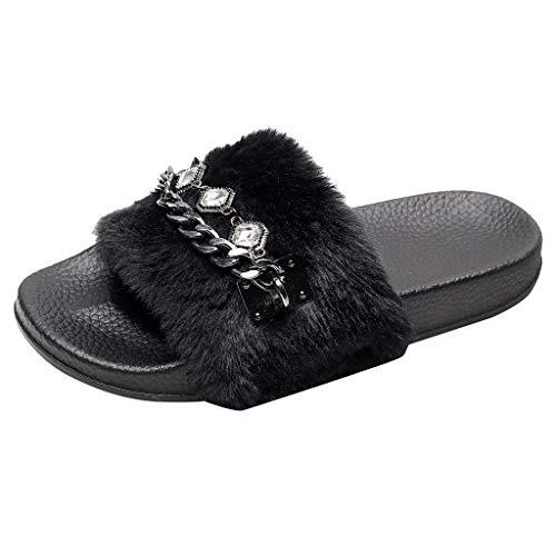 Review Eimvano Women's Comfy Cotton Knit Memory Foam Ballerina Slippers Light Weight Terry Cloth Hou...