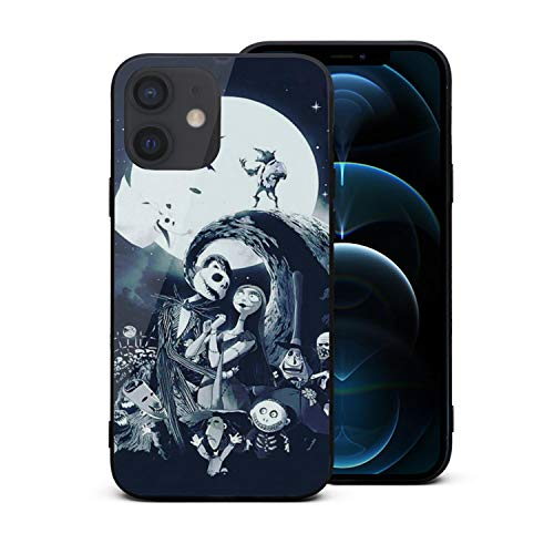 Basic Sally-Nightmare-Before-Christmas- Case for iPhone 12/for iPhone 12 Pro Protective Cell Phone Cases Covers