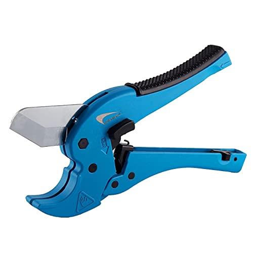 Rohrschere für verbundrohr automatisch, Rohrschneider für Mehrschichtverbundrohr, PP und PE Rohr bis 42mm PEX