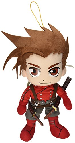 Tales of Symphonia Lloyd Irving Plush (GE-52573) Stuffed Plush Toy - Great Eastern by Great Eastern