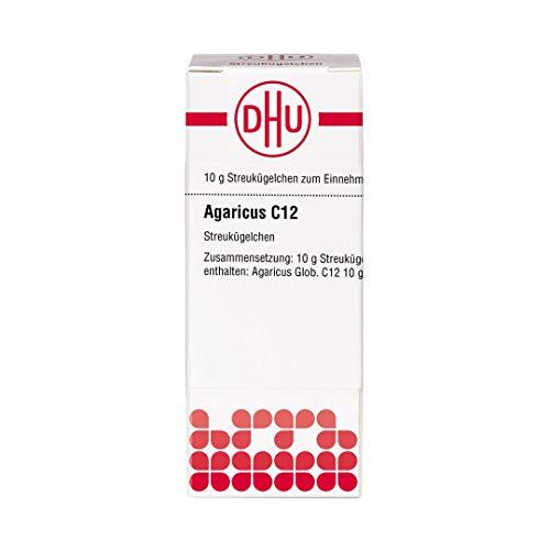 DHU Agaricus C12 Streukügelchen, 10 g Globuli