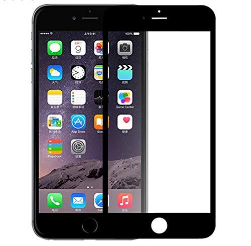 DEVIA Curved Full Screen Tempered Glass for iPhone 6+ 6S+