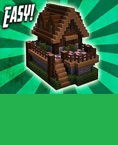 Minecraft_ Building a Cozy Survival Starter House Tutorial, ...The Ultimate IncredibleComics (Fun & For Kids and Family) (English Edition)
