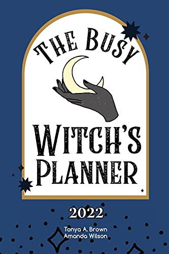 The Busy Witch's Planner