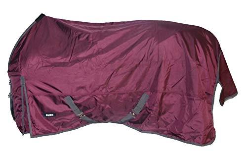 CHALLENGER 72  1680D Turnout Waterproof Horse Winter Blanket Heavy Weight 6EE05