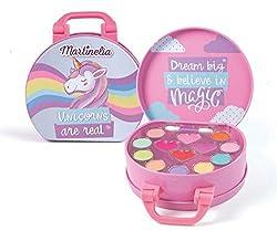 Ofertas Tienda de maquillaje: Utensilios y accesorios para maquillaje IDC Set y kit para maquillaje Utensilios y accesorios Martinelia cof inf unicorn sm 30238 (8436576501269)