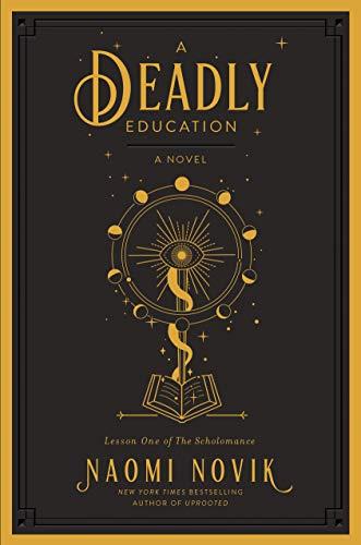 Amazon.com: A Deadly Education: A Novel (The Scholomance Book 1 ...