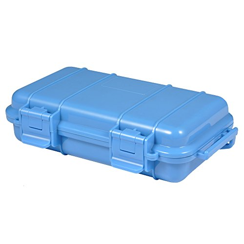 YHG Waterdichte Schokbestendige Doos, Plastic Beschermende Hard Case, Outdoor Survival Box Hard Drive Case, Beschermende Grip Draagtas Airtight Outdoor Survival Opslag Container