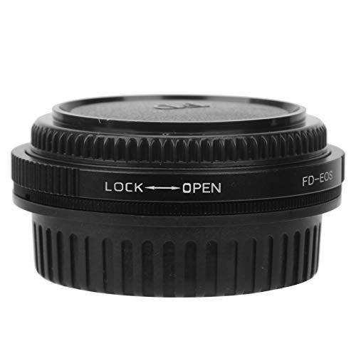 レンズコンバーターリング、FD‑EOSレンズマウントアダプター、オートフォーカスレンズマウントアダプター、ミラーレスカメラレンズコンバーターリング(Canon FDマウントレンズ用)からCanon EOS EF/EF‑Sカメラボディ用