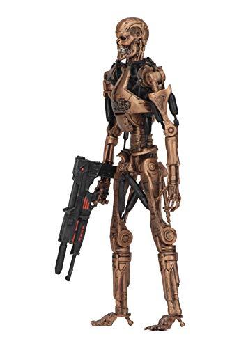 NECA Terminator Figur Metall Mash Endoskelett Mehrfarbig (634482519202)
