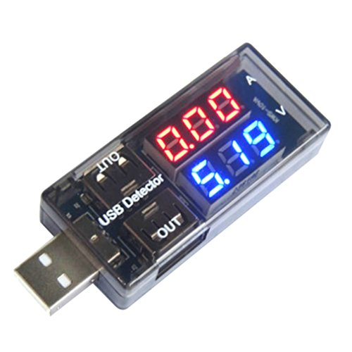 Vipe USB Charger Mobile Power Detector Battery Tester Voltage Current Meter