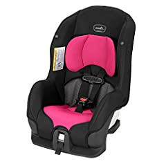 2 Seats in 1: Two Modes of Harness use - Rear-Facing and Forward-Facing Compact Design: For small cars and multi-seat use Upfront Harness Adjust: Central, front access to the harness adjuster provides an easy way to adjust child's harness for an accu...