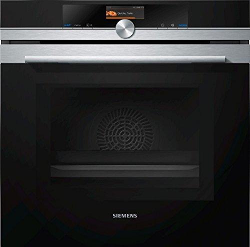 Siemens hm676g0s1 Four électrique/67 l/micro-ondes intégrée/Acier inoxydable