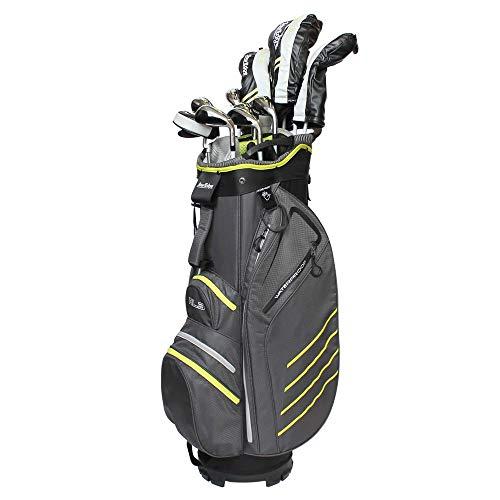 Tour Edge Hot Launch Mens HL3 to-Go Reg Complete Golf Set