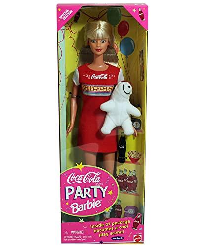 コカ・コーラパーティーバービー人形