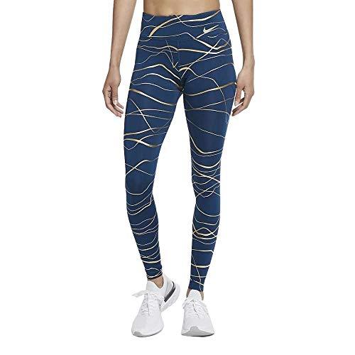 Mallas de Running - Mujer Nike Icon Clash Fast (S)