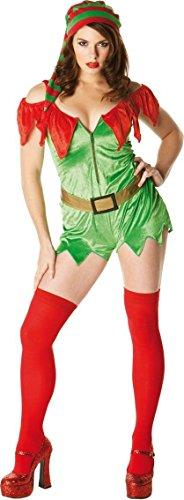Rubies 880156 - Disfraz de elfa sexy para mujer (adulto)