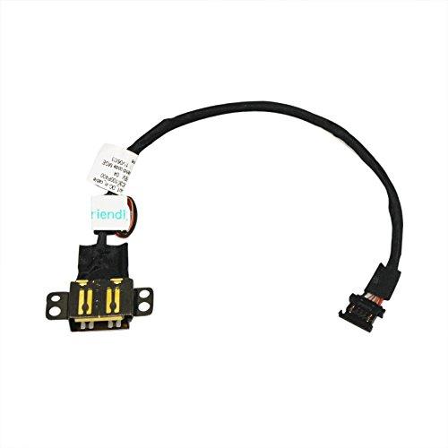 Gintai Cable de alimentación DC para Lenovo Thinkpad Yoga 3 14 700-14ISK 80QD 80JH DC30100QF00 DC30100P300 5C10K61157