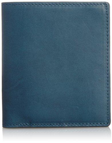 [ヴィンテージリバイバルプロダクションズ] Air wallet oil leather 財布 日本製 59206 ブルー