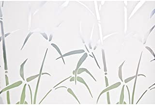 Brewster Home Fashions Bamboo Door Privacy Window Film