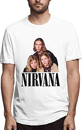Hanson Nirvana T Shirt Sports Mens Short Sleeve Tee XL