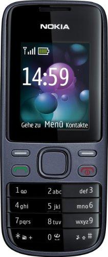 Nokia 2690 Handy (4,6 cm (1,8 Zoll) Bildschirm, Bluetooth, VGA Kamera) schwarz