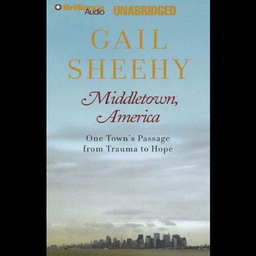 Middletown, America audiobook cover art